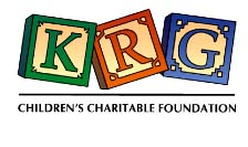 KRG Children Foundation Logo